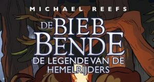 De Bieb-bende 1 De legende van de hemelrijders