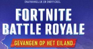 Fortnite Battle Royale - Gevangen op het eiland