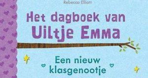 Header Het dagboek van Uiltje Emma